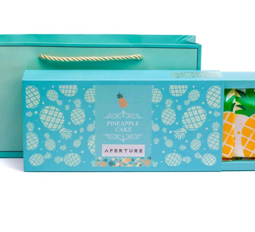 PINEAPPLE TART BOX